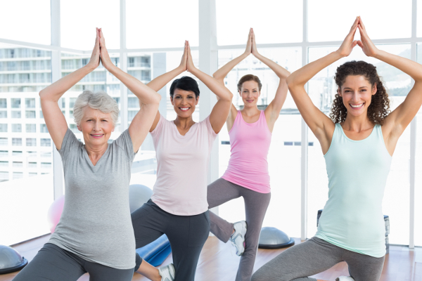 Osteoporosis Protocols And Yoga For Osteoporosis Class